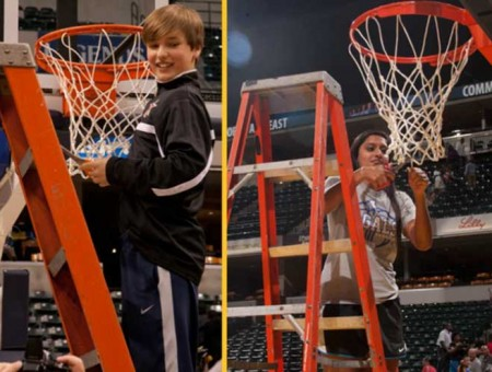 Cut Down the Nets